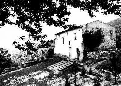 SANTUARIO DELLA GRANCELSA - SCORCIO PANORAMICO