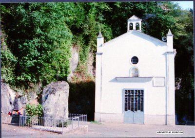 Casale- Santuario di Santa Maria, ingresso della cappella