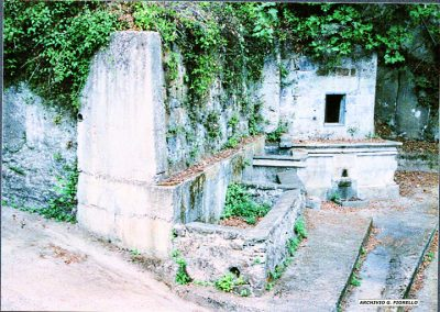 Casale- Santuario di Santa Maria, lavatoio