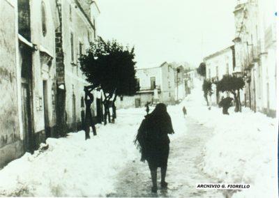Casale- la grande nevicata del '52, che freddo