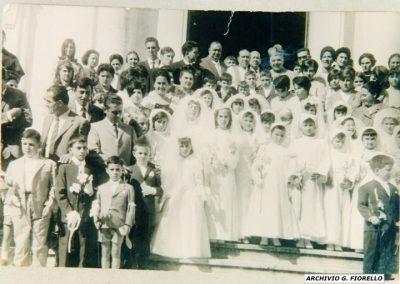 Casale- prima comunione, foto ricordo