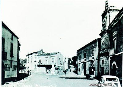 Casale- un altro scorcio di via S. Aurilio. Anni '60