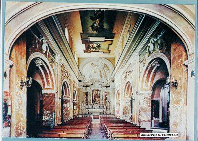 Casale- veduta interna della chiesa madre