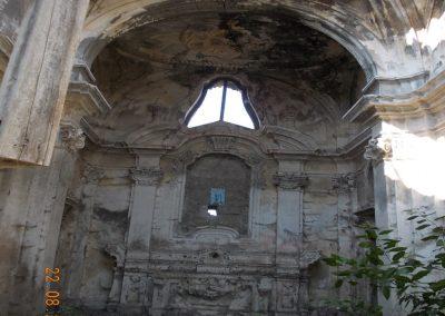 Cappella località Limata interno (Nocelleto)
