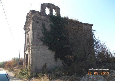 Cappella località Limata lato dx (Nocelleto)
