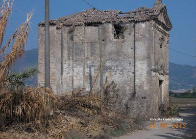 Cappella località Limata lato sx (Nocelleto)