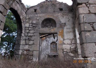 Interno Cappella Santa Fortunata Nocelleto)