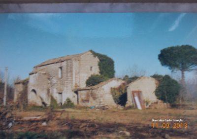 Masseria Fontaniello località Antignano (Nocelleto)