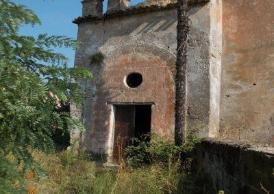 Masseria la vecchia Piscina facciata (Nocelleto)