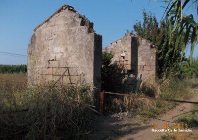 Resti Cappella San Rocco (Nocelleto)